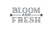 bloom and fresh indirim kuponu